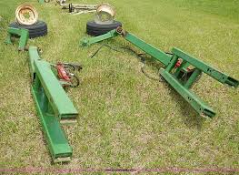 John Deere Planters by 2 John Deere Planter Lift Assist Wheels Item Az9978 So