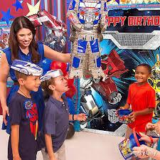 optimus prime pinata transformers pinata idea activity ideas
