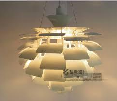 Artichoke Chandelier Aliexpress Com Buy 38cm Modern Pendant Lights Louis Poulsen Ph