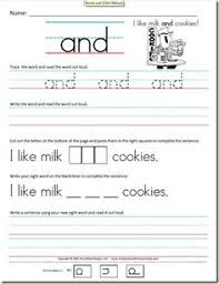 handwriting practice sentences 2nd grades handwriting