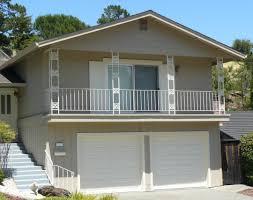 home outside decoration garage exterior paint ideas designs above door decor car plans