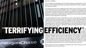 bunch ideas of sample cover letter for jp morgan chase about