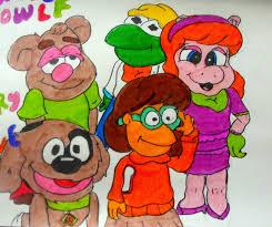 muppet babies scooby doo founten deviantart