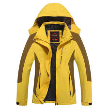 Women Thin Waterproof Windproof Hiking Jacket Brand Breathable