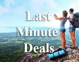 last minute deals travel