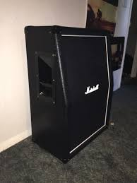 marshall 2x12 vertical slant guitar cabinet marshall 2x12 vertical slant guitar cabinet black marshall 2x12