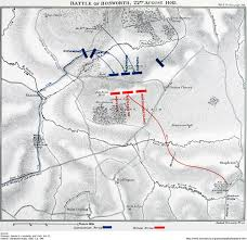 battle of bosworth field aug 22 1485 wars of the roses