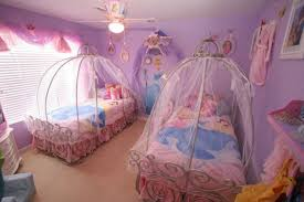 Girls Canopy Bedroom Set Best Disney Princess Bedroom Contemporary House Design Interior