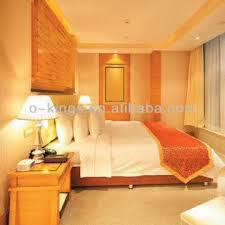 Birch Bedroom Furniture Hotel Modern Bedroom Furniture Set Birch Wood Mdf Material