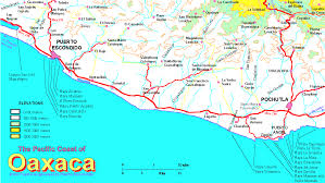 Cabo Map Map Of Mexico West Coast World Maps