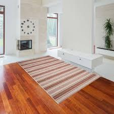Easy To Clean Outdoor Rug New Geometric Stripe Non Slip Flatweave Rugs Easy Clean Indoor