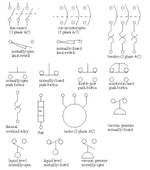 basic electrical wiring diagram symbols wiring diagram simonand
