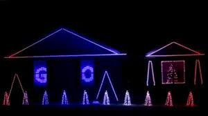Rosemont Christmas Lights Christmas Lights Show Set To U0027go Cubs Go U0027 Brings World Series
