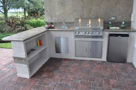Small Outdoor Kitchen Designs by Kitchen Outdoor Bbq Outside Kitchen Designs Built In Outdoor