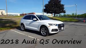 Audi Q5 6 Cylinder Diesel - 2018 audi q5 quick overview youtube