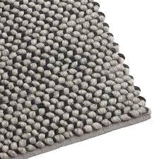 Weave Rugs Dollop 3 U0027 X 5 U0027 Thick Wool Rug Modern Rugs Blu Dot