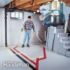 a finishing basement reconstruction to increase your home value