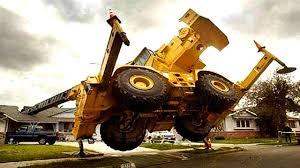heavy truck u0026 heavy equipment fails compilation youtube