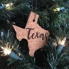 ornament branded cork shaped ornament set
