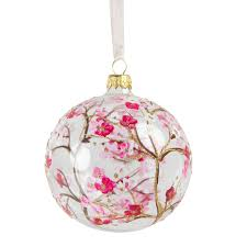 cherry blossom glass ornament national gallery of art shops