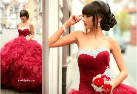 maroon quinceanera dresses 2016 gorgeous 16 quinceanera dress indian style sweetheart