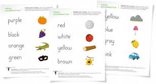 teaching your child the colors worksheets and ideas