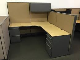 Knoll Reception Desk Pre Owned Knoll Dividends 6x6 Cubicle Total Office Online