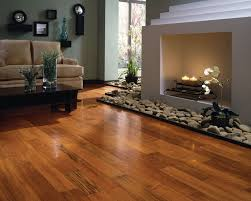Living Room Wood Floor Ideas Amazing Family Room With Fireplace On Parquet Floor Design