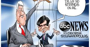 Image result for stephanopoulos clinton hack pics