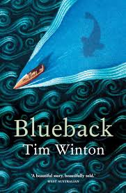 blueback by tim winton penguin books australia