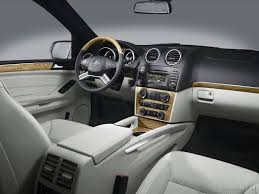 mercedes jeep 2009 mercedes benz suv interior wallpaper hd car wallpapers