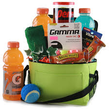 sports gift baskets tennis gift baskets the grand slam tennis gift basket diygb