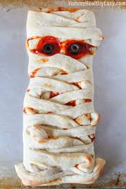 pizza mummy braid yummy healthy easy