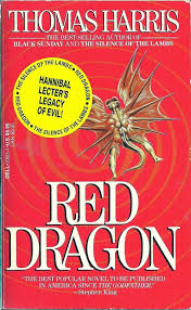 too much horror fiction red dragon by thomas harris 1981