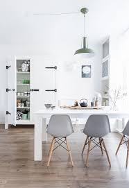 Dining Chair Ideas 13 Winter White And Grey Rooms Grey Room Bright Dining Rooms