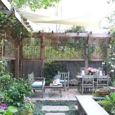 very small garden ideas on a budget gardens pictures curved edging