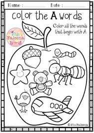 free alphabet letter of the week is designed to help teach letter