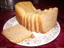 Pumpkin Spice Bread Machine Peanut Butter Bread Bread Machine Recipe