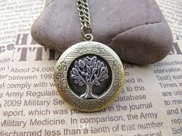 wholesale wholesale antique silver tree necklace yggdrasil tree of