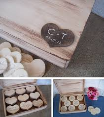 Rustic Wedding Guest Book Rustic Wedding Wood Guest Book In Decoration And Wedding Indoor