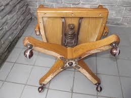 vintage oak swivel desk chair vintage oak swivel desk chair antique wood swivel desk chair secondhand