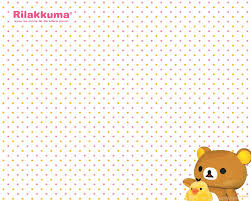 the love wallpapers for the love of rilakkuma wallpapers desktop background