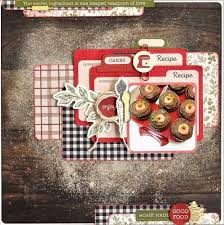 scrapbooking cuisine 16 best kaisercraft bon appetit images on bon