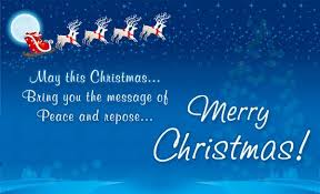 merry messages for friends