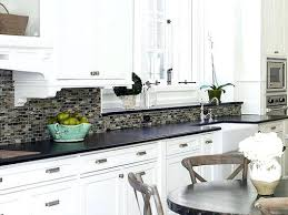 houzz kitchen backsplashes kitchen backsplash with white cabinets ryauxlarsen me