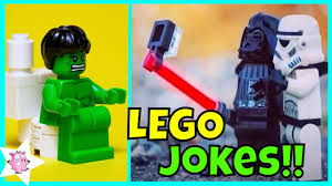 the funniest lego jokes ever youtube