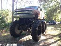 mudding truck for sale armslist for sale 68 chevy monster mud truck project