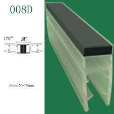 Sealing Glass Shower Doors Magnetic Shower Door Seal Magnetic Seal Magnetic Sealing