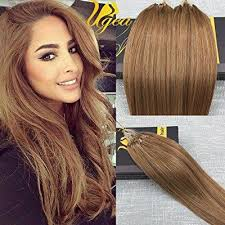 18 inch hair extensions ugeat 18inch 1g s 50g micro loop rings hair extension highlighted