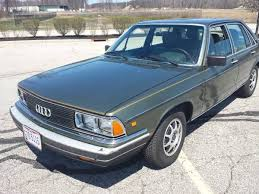 1980 audi 5000 for sale avocado audi 1980 audi 5000 german cars for sale